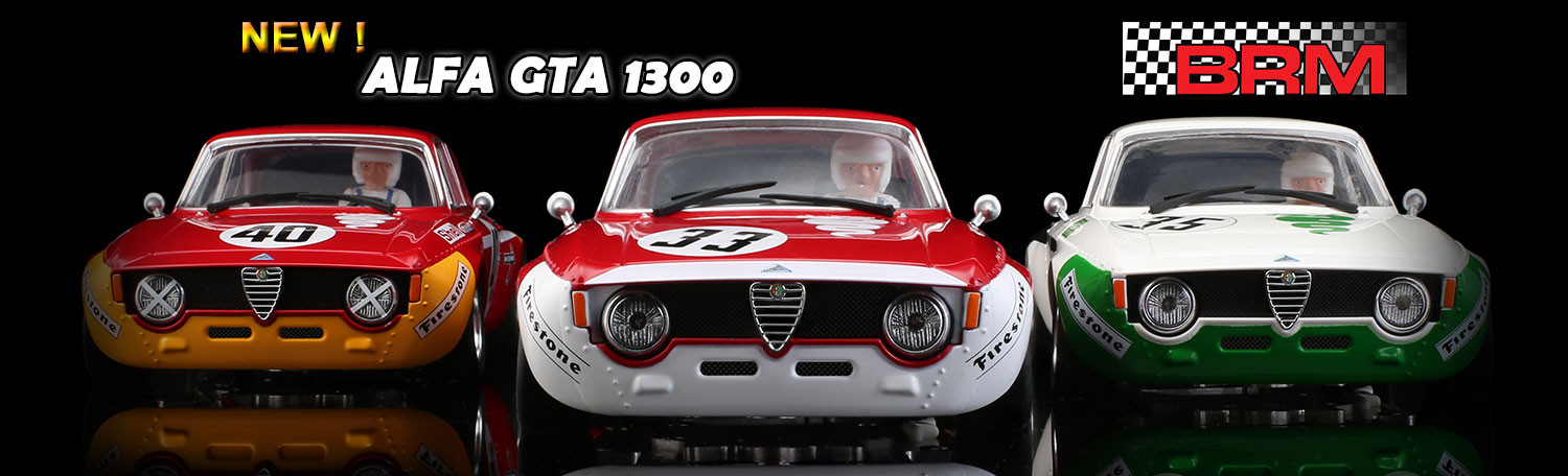 BRM Alfa GTA 1300 Junior